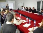 """Обучение на тема """"Повишаване квалификацията на преподаватели за работа в мултикултурна среда"""" - 27-28.02.2009 г."""