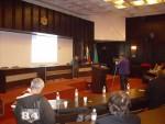 """Заключителна пресконференция по проекта """"Осигуряване на достъп до професионално образование и обучение за ромски семейства, занимаващи се със селскостопанска дейност"""" - 26.11.2009 г."""