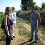 Посещение на участник от с. Пъдарско, община Брезово - 29.07.2010 г.