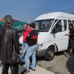 Работа по инициатива за закупуване на микробус за оркестър - 03-04.04.2014 г.
