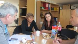 """Проучване на нови предложения за инициативи с парньора Фондация """"Болни от астма"""" – Ямбол - 14.05.2015 г."""