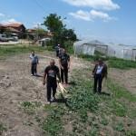 Маркиране на граници на имоти на участници от Чалъкови - 21.05.2014 г.