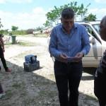 Предоставяне на агрономически консултации в с. Чалъкови - 21.05.2014 г.