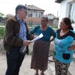 Предоставяне на консултации в с. Стряма - 21.05.2014 г.