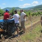 Предоставяне на агрономически консултации в гр. Перущица - 03.06.2015 г.