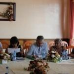 """Петият управителен съвет по проект """"Интегриране на ромски общности чрез икономически инициативи"""" - 23.07.2015 г."""