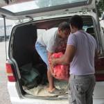 Работа по инициатива за закупуване на чесън за семе за участници от с. Чалъкови - 07.08.2015 г.