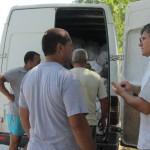 Агроконсултации на земеделски стопани в с. Стряма - 27.08.2015 г.