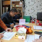 """Мониторинг на партньорската организация Фондация """"Болни от астма"""" - гр. Ямбол 10.01.2017 г."""