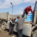 """Дарение на тор от Неохим АД - гр. Димитровград на """"Земята – източник на доходи"""" за дребните земеделски производители – 17 март 2017 г."""