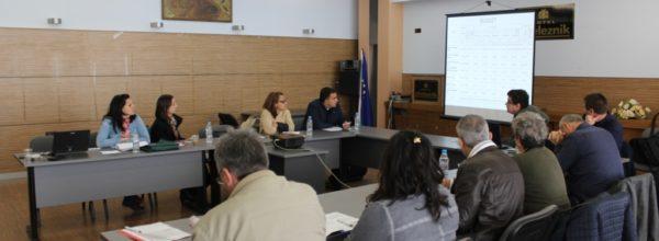 """Среща на мониторинговия комитет по проект """"Интегриране на ромски общности чрез икономически инициативи"""" – фаза 3 (21 Април 2017)"""