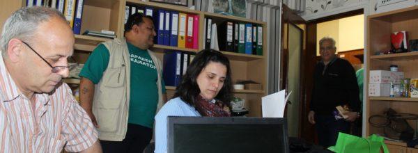 """(Bulgarian) Мониторинг на партньорската организация Фондация """"Болни от астма"""" – гр. Ямбол (17 май 2017)"""