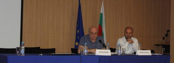 (Bulgarian) Национална кръгла маса: Пет години след приемането на Национална стратегия за интегриране на ромите 2012-2020: Докъде сме и сега накъде? (22 май 2017)