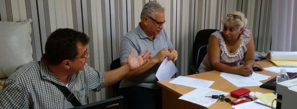 """Работна среща с партньорската организация Фондация """"Болни от астма"""" – гр. Ямбол по проект """"Укрепване капацитета на регионалните партньори за устойчива подкрепа"""" (02 септември 2018)"""