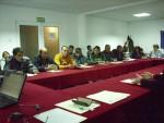 """Обучителен семинар на тема """"Устойчиво земеделие, прилагане на нови технологии и възможности за стартиране на малък семеен бизнес"""" - 13-14.12.2008 г."""