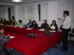 Среща на работните групи от родители за подкрепа на професионалното образование и обучение на ромски семейства, занимаващи се със земеделие в гр. Перущица и гр. Първомай - 14.12.2008 г.