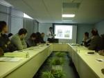 """Кръгла маса на тема """"Предизвикателства и възможности за подкрепа на дребните земеделски стопани в България след три години членство в ЕС"""" - 22.02.2010 г."""