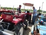 """Проучване на предложение за """"Закупуване на трактор"""" в с. Джинот - 25.05.2015 г."""