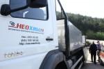 Donation of fertilizer by Neochim AD - Dimitrovgrad for small farmers through the Land Source of Income Foundation, April 14, 2018