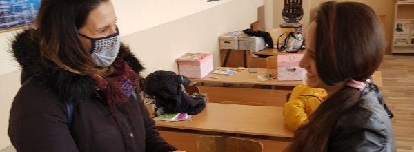 """(Bulgarian) Николинка Христова """"Искам да уча, за да осъществя мечтите си и да успея в живота"""""""